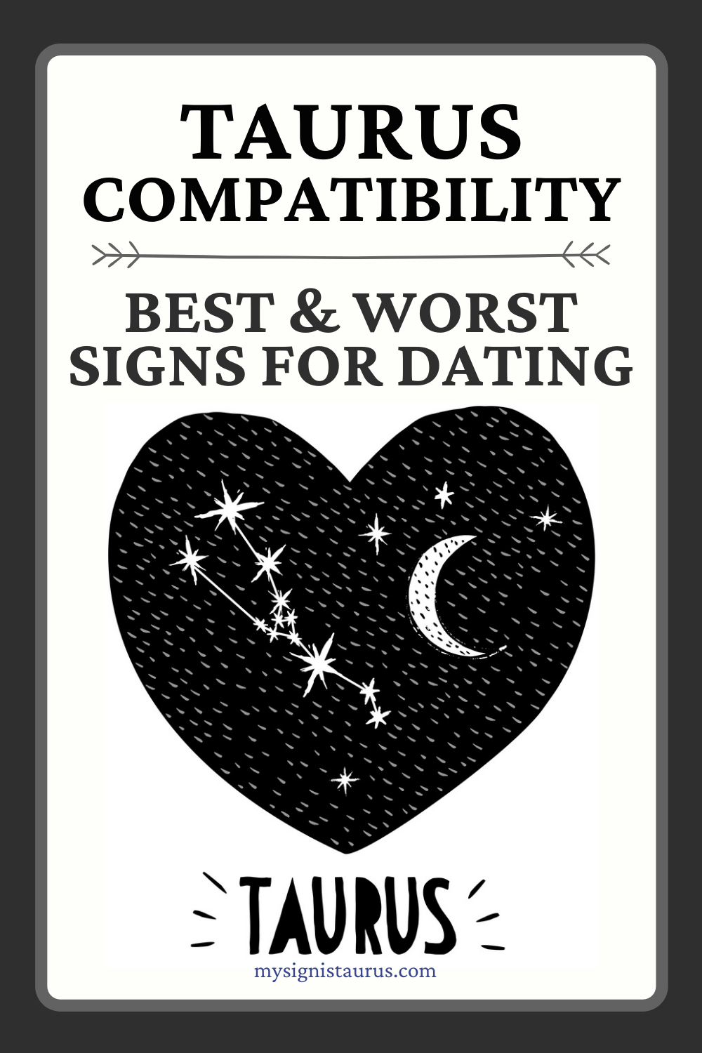 Taurus Compatibility For Love_ Best And Worst Signs For Dating, Taurus relationship #taurus #taurussign #astrology #zodiac