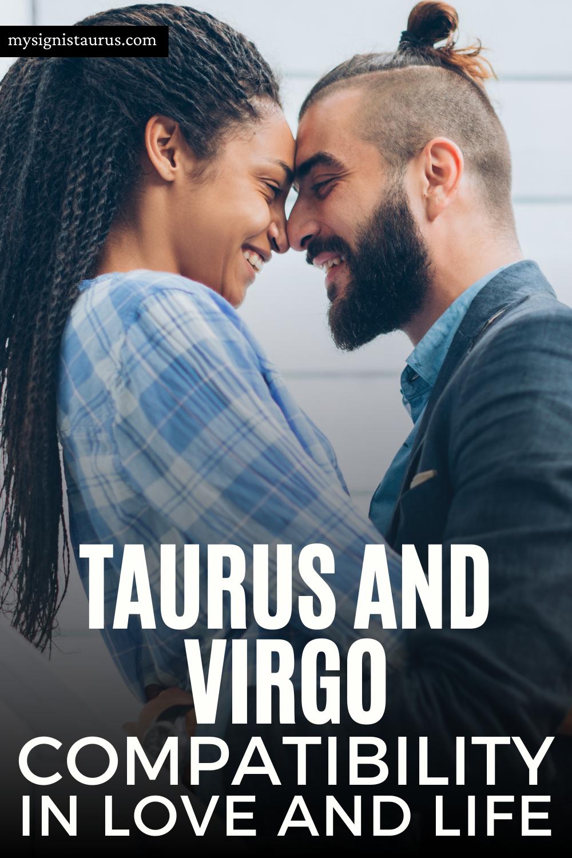 Taurus And Virgo Compatibility In Love And Life #taurus #virgo #tauruslove #astrology #zodiac